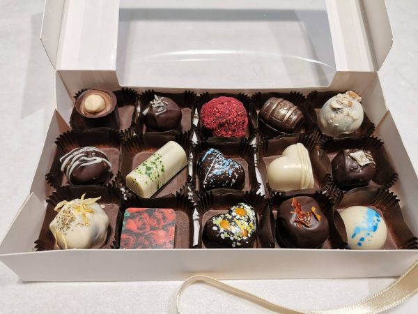 Шоколадови бонбони и трюфели - MY Chocolatier