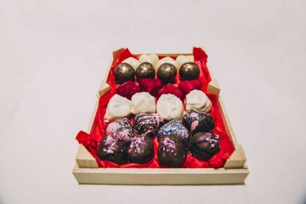 MY Chocolatier бонбони и трюфели