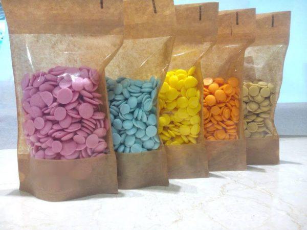 Цветен шоколад MYChocolatier