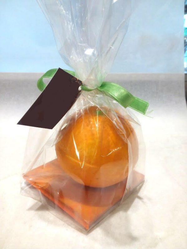 Шоколадов плод - портокал