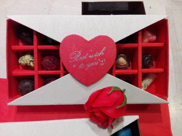 Селекция MY chocolatier бонбони и трюфели в луксозна кутия