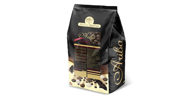 Ариба шоколад 54% | MY Chocolatier