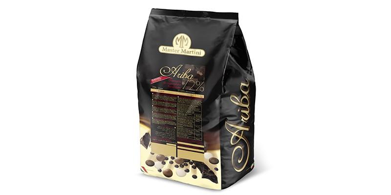 Ариба шоколад 72% | MY Chocolatier