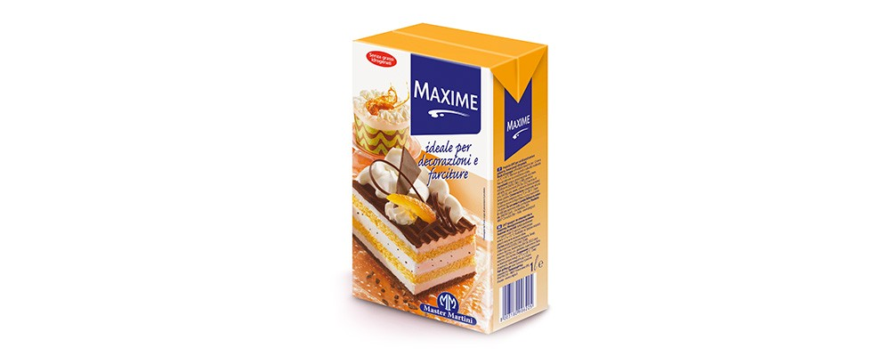 UHT продукт Максим | MY Chocolatier