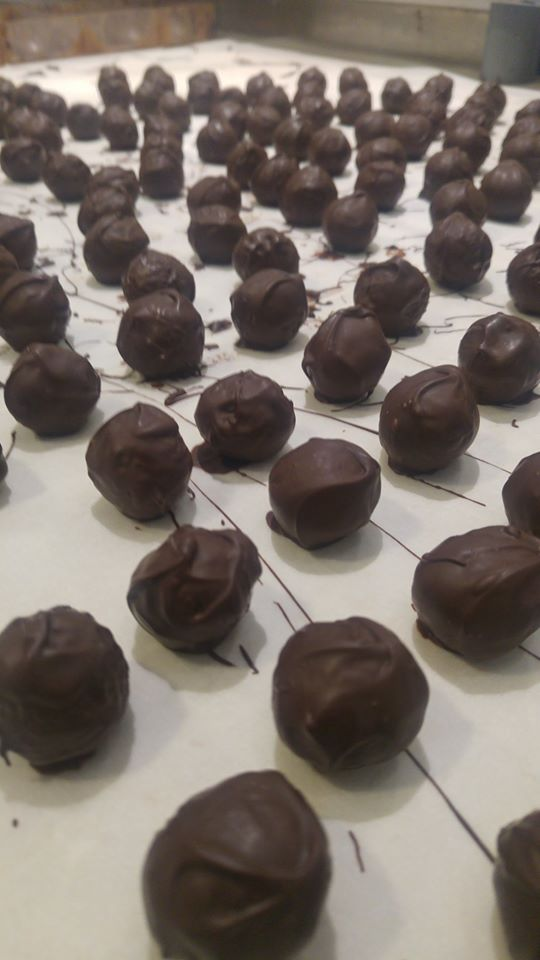 Класически трюфел | MY Chocolatier