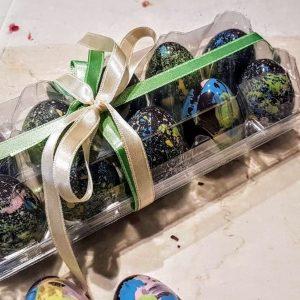Великденски шоколадови яйца | MY Chocolatier