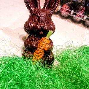 Великденско шоколадово зайче | MY Chocolatier