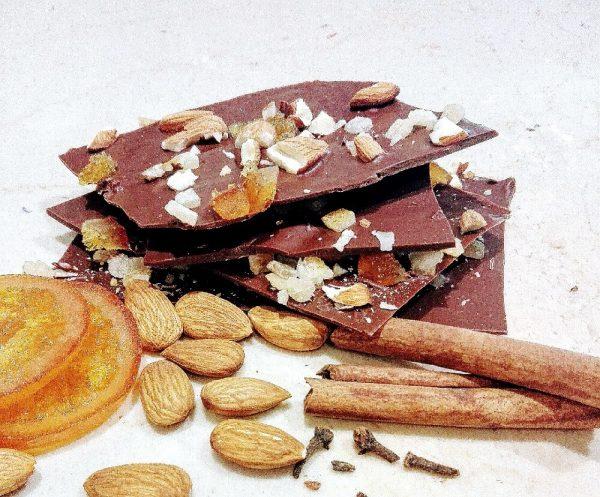 Портокалов чипс | MY Chocolatier
