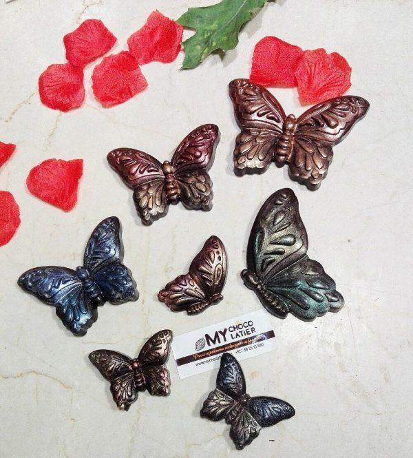 Шоколадови пеперуди | MY Chocolatier