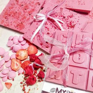 Ruby Шоколад   MY Chocolatier